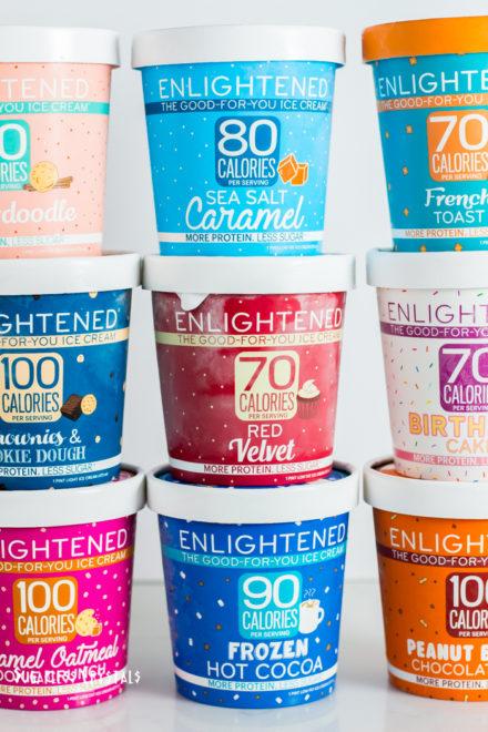 Enlightened Ice Cream Reviews & Top Flavors