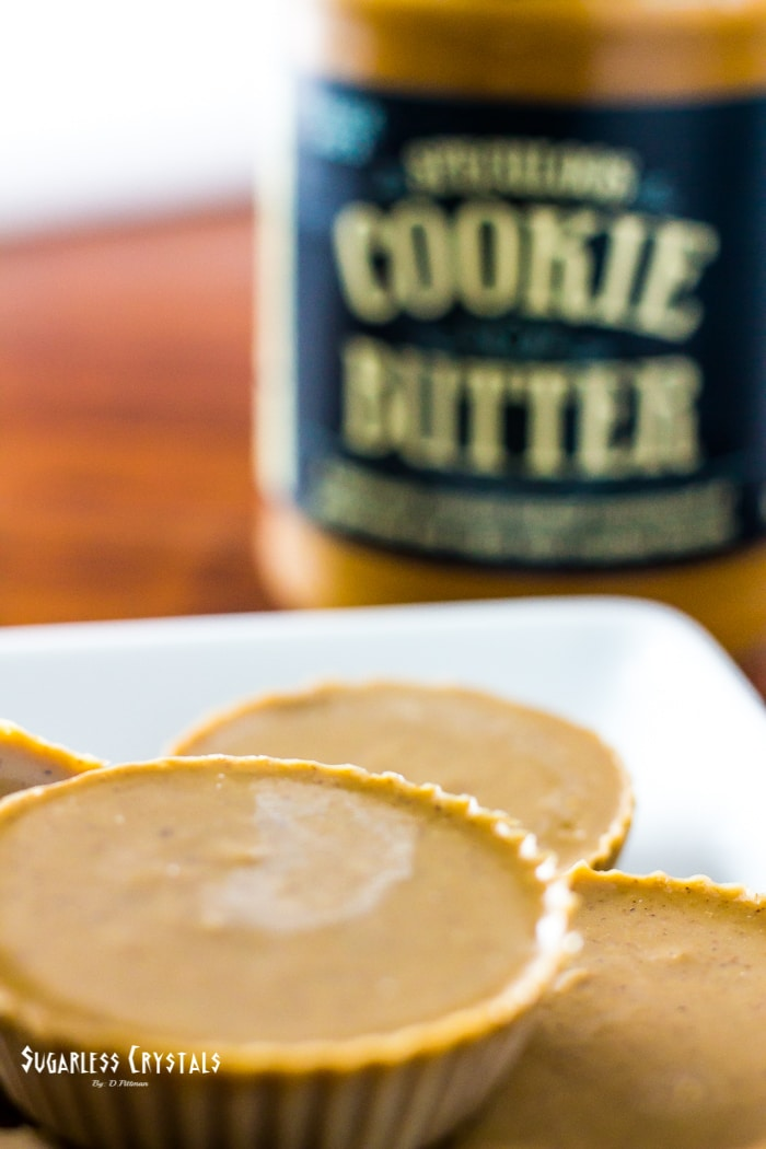 cookie butter keto fat bomb recipe