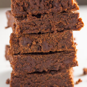 chocolate keto brownies