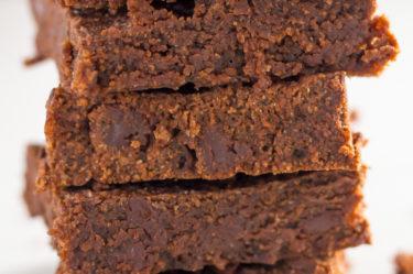 chocolate keto brownies