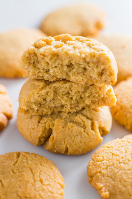 Peanut Butter Keto Cookies That Taste Good [2 VIDEOS]