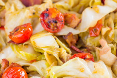 cabbage and bacon recipe