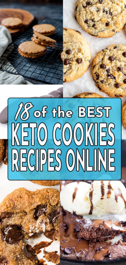 18 Of The Best Keto Cookies Recipes