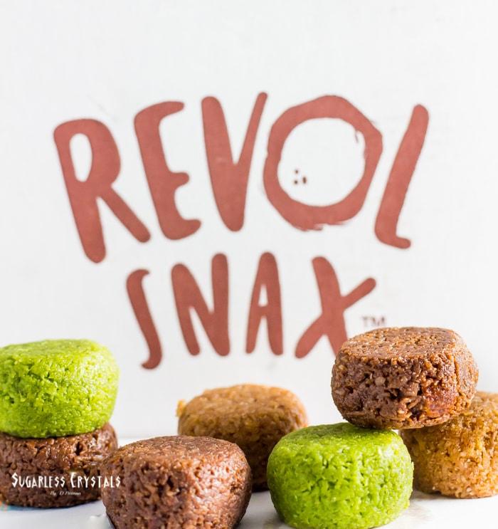 Review of Revol Snax Keto Coconut Bites