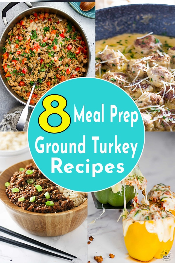 8 Meal Prep Keto Ground Turkey Recipes
