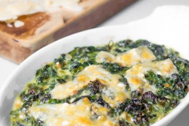 keto creamed spinach recipe