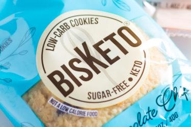 BisKeto cookies