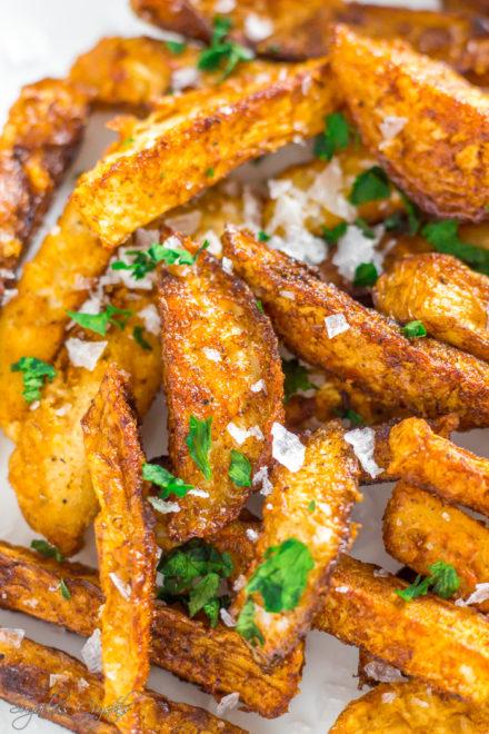 Crispy Keto Fries