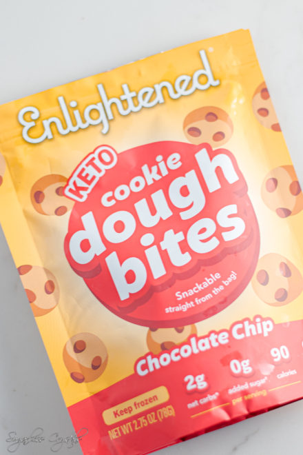 Enlightened Cookie Dough Bites Review