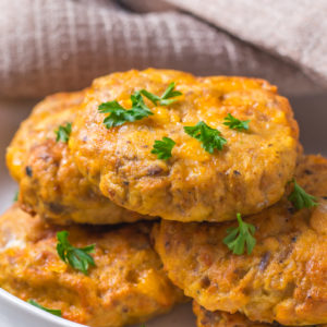 air fryer salmon patties