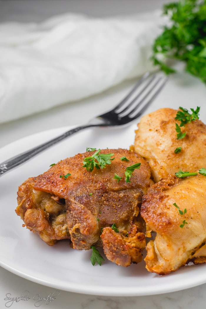 Air fryer boneless chicken thighs
