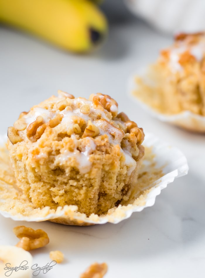 keto banana muffins