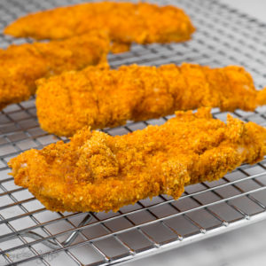 Almond flour chicken tenders
