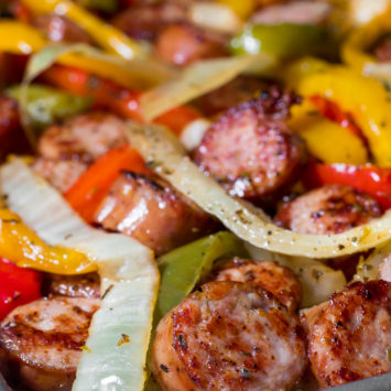 Sausage Peppers And Onions In Oven
