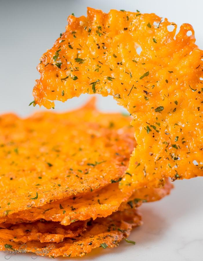 keto cheese chips
