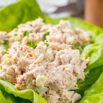 Keto Tuna Salad