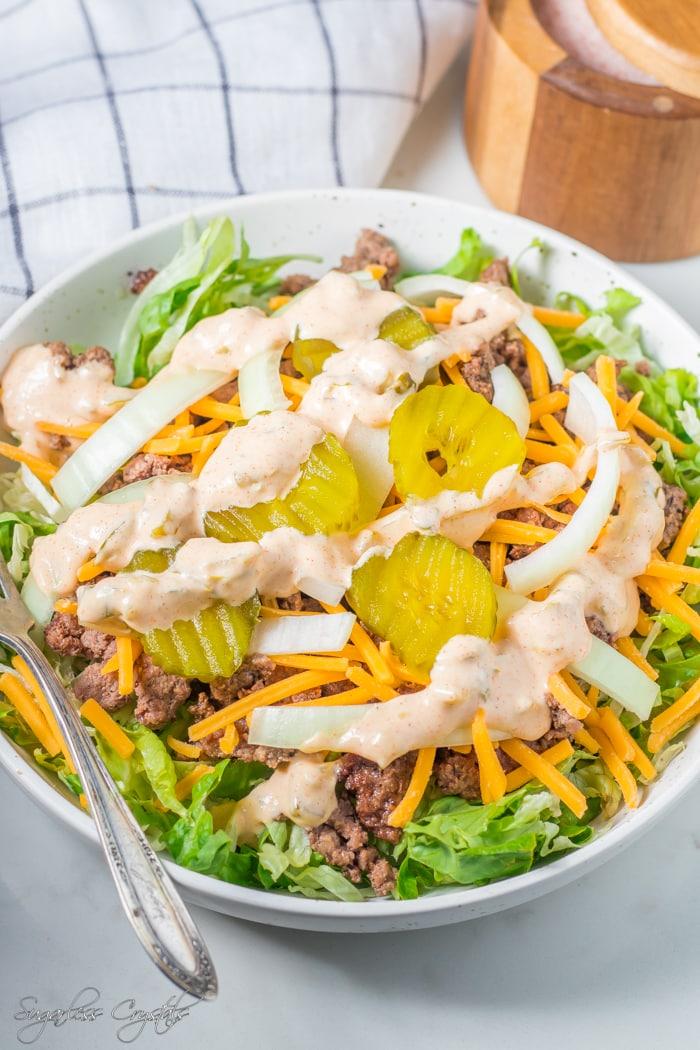 Big Mac Salad