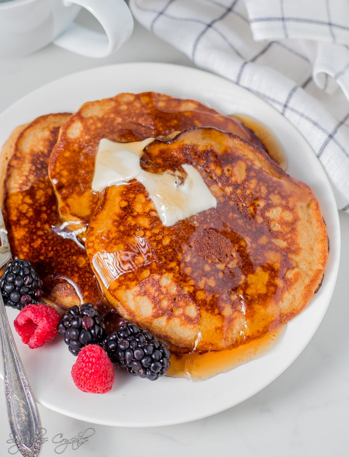 Keto Pancake Recipe