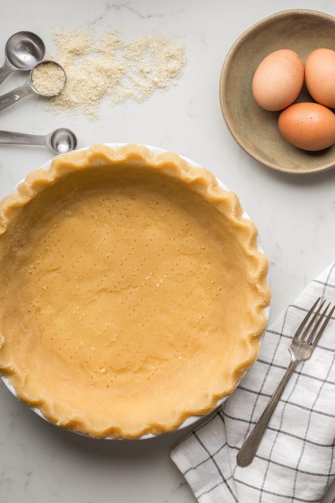 Almond Flour Pie Crust