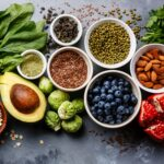 fruits and vegetables that are allowed for vegetarians on keto